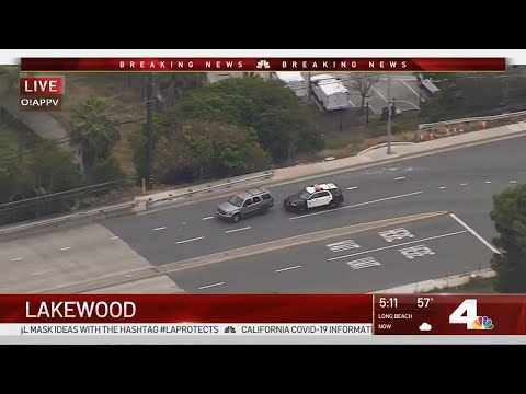 Police Pursuit In