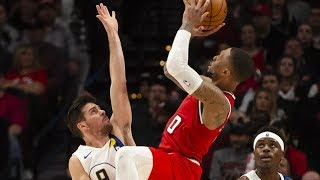 Damian Lillard 50 Points vs Pacers! 2019-20 NBA Season