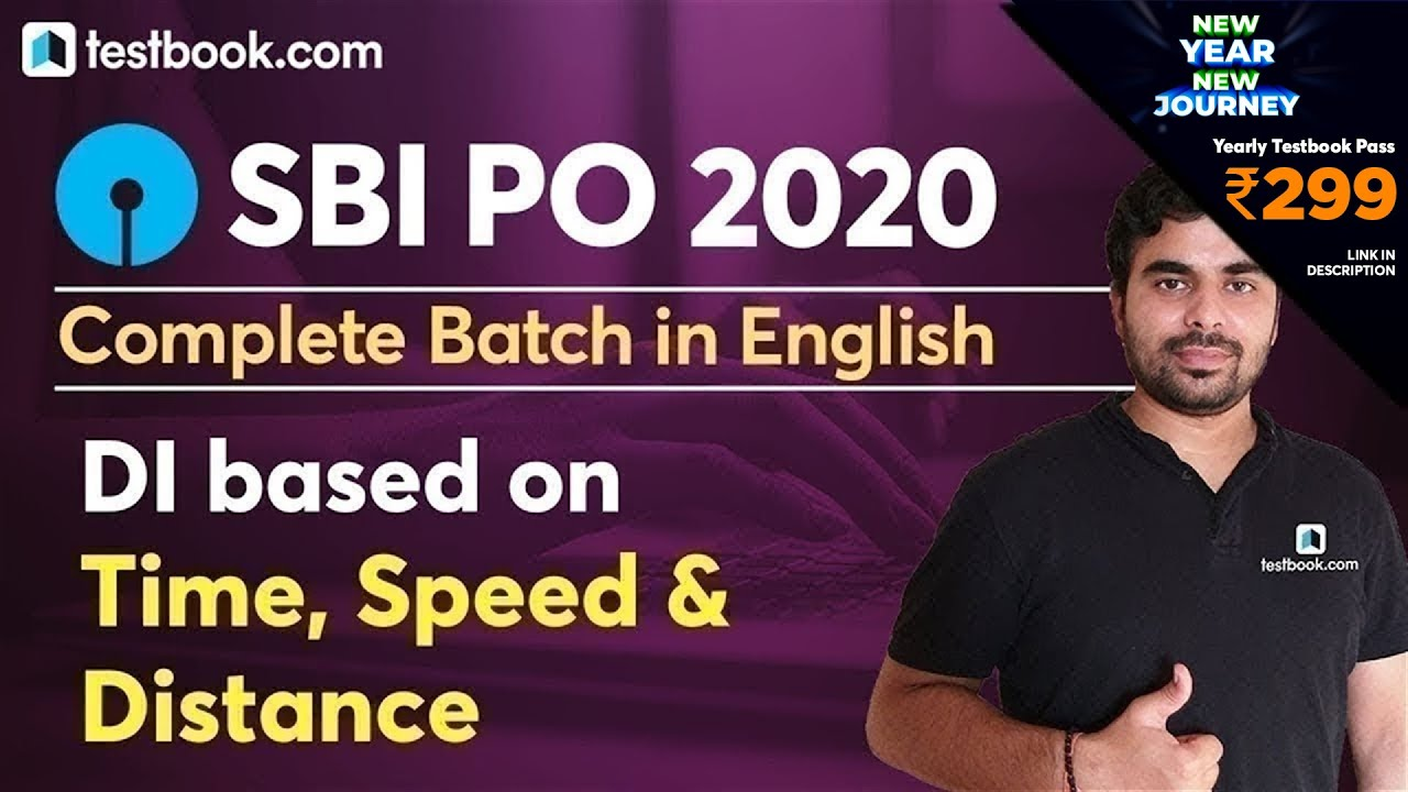SBI PO 2020 | DI based on Time, Speed and Distance in English | Quantitative Aptitude