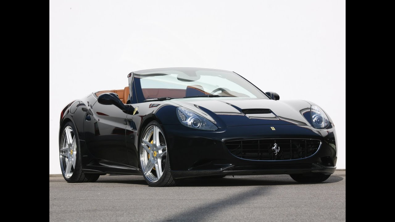 New 2012 Ferrari California Road Test Youtube
