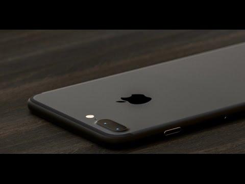 فتح كرتون الايفون 7 بلس الاسود Iphone 7 Plus Black Unboxing Youtube
