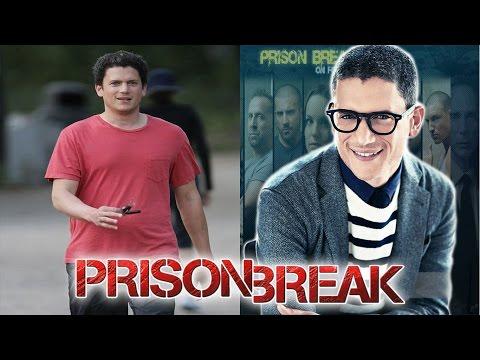 Prison Break Antes y Después  5° Temporada