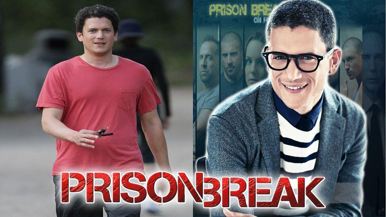 Prison Break Antes Y Despu 233 S 5 176 Temporada Youtube