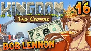 LA CRISE DES GILETS BLINGS !!! -Kingdom II : Two Crowns - Ep.16 avec Bob Lennon