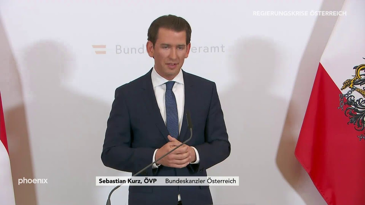 Pressekonferenz Kurz