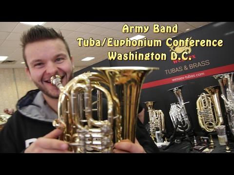 Army Band TUBA/EUPHONIUM Conference Washington D.C.