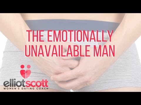 The Emotionally Unavailable Men: Is It Real Or Is He Making Excuses