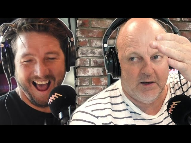 Billy Brownless Kicks Off The Week With A Disastrous Swimming Joke | Rush Hour with JB & Billy