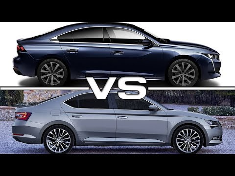 2019 Peugeot 508 vs 2018 Skoda Superb