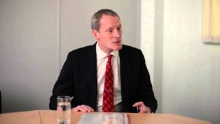 Air Vice-marshal Julian Young, De&s Director Technical, Interview At Uwe Bristol