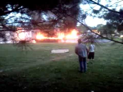 Fire In Winchester Va Furniture Store Youtube