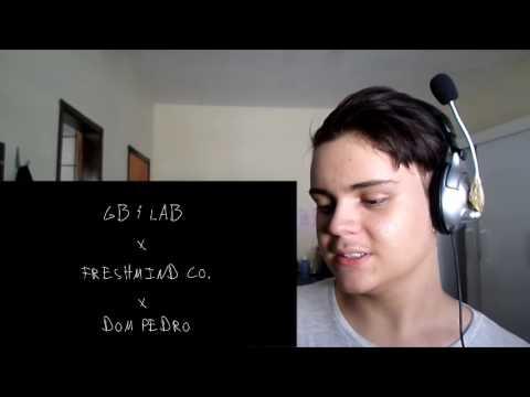 """🔵🔴 Baco Exu do Blues """"Disgraça do ano"""" part. Bril e Bk (REAÇÃO/COMENTANDO)"""