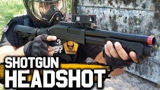 AIRSOFT | TDM Hardcore | Só Headshot | Shotgun M870 Tokyo Marui GBB