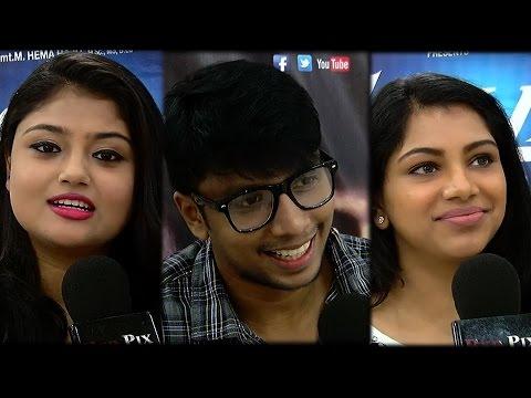 A New Tamil Movie Aagam Team Talks - Red...