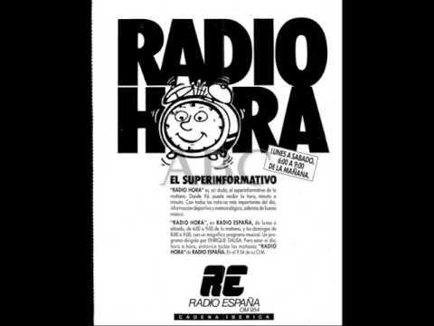 RADIO HORA programa de Radio España 954 OM (años 80 y 90)