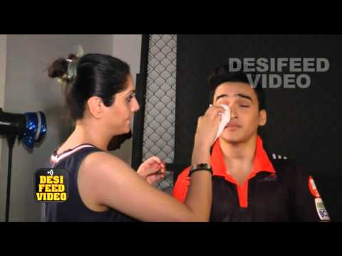Faisal Khan : BCLTeam AHMEDABAD EXPRESS Photoshoot