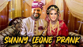 MAHEEN MACHAN WEDS SUNNY LEONE 🤣 | INDIA'S FIRST WEDDING PRANK 😎