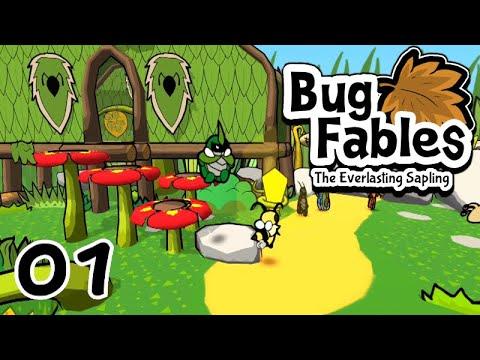 [01] Off to Snakemouth Den! {Hard Mode} - Chapter 1 - Bug Fables: The Everlasting Sapling (v1.0) |