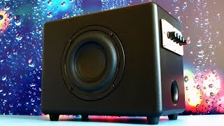 DIY Active Subwoofer Build | HOW TO