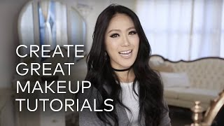 How to Make Great Makeup Videos Ep. 1 - Beauty Vlogging Course⎪Filmora.io