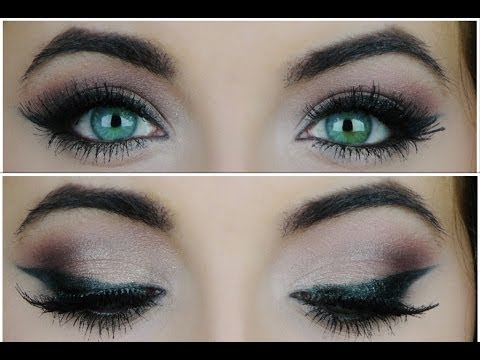 quick and easy ♥prom makeup♥ using all drugstore products
