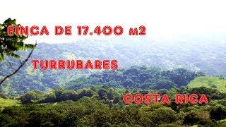 Finca de 17.400 m2 à Turrubares - Costa Rica