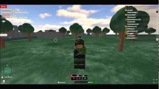 Nerfmodder's RC group raiding Canadian Forces. (A.K.A, VRA [Victor Romeo Army]) ROBLOX