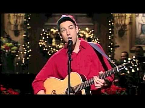 "Adam Sandler - ""The Christmas Song"""