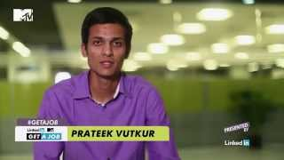 Watch how LinkedIn helped Prateek get his dream job at Mercedes