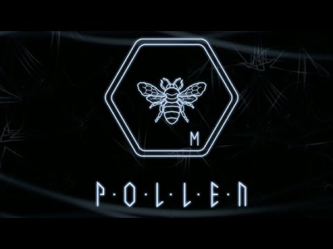 POLLEN - All Alone. Apart from the Space Bees.