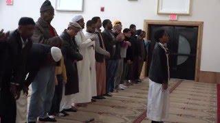 Preparing Nashvillian Hufaz | Imam ahmedulHadi | Hafiz Omar Sharif Leading Isha|
