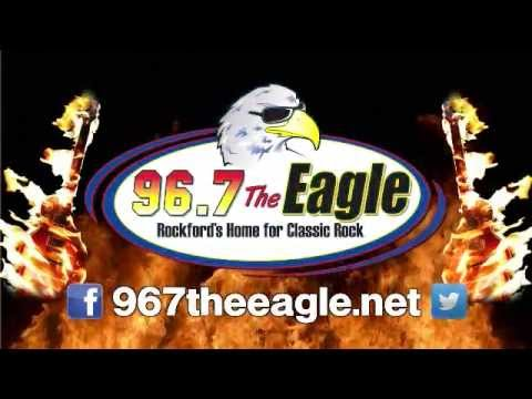 96.7 The Eagle TV Commercial