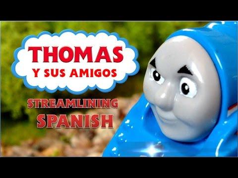 AERODINÁMICO | Thomas y Sus Amigos La Gran Carrera | Canción (SPANISH)