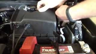 How To Replace The Air Filter On A 2014 Toyota Avalon