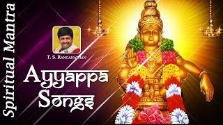 Top 12 - Lord Ayyappa Bhajans - Loka Veeram - Om Namo Bhagavate - Ayyappan Potri - Harivarasanam