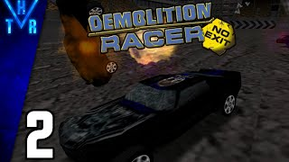 Demolition Racer: No Exit (Part 2) - T-Bones and Explosions - HGPlay
