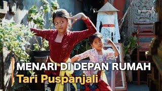 Tari Puspanjali Bali