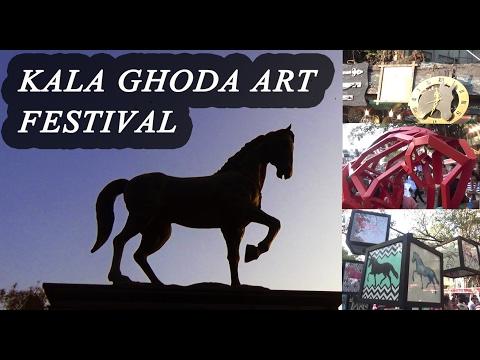 KALA GHODA ART FESTIVAL(काळा घोडा फेस्टिवल) 2017 [HD]
