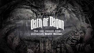 h p lovecraft metal guitar   oath of dagon record and art