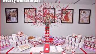 Diy Christmas Buffet Decorating Ideas