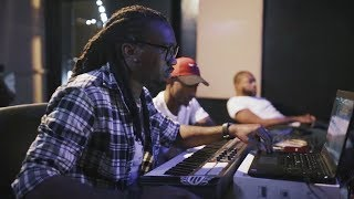 Nard & B Making A Beat (ft. Musik MajorX and Chase Millie) | Trench Cook Up Ep. 1