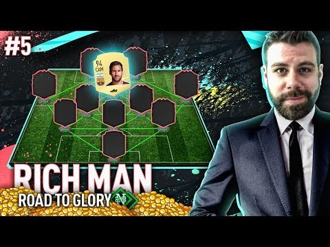 352 IS THE BEST FORMATION IN FIFA 20! DOMINATE POSSESSION! - RICH MAN RTG #5 - FIFA 20 Ultimate Team