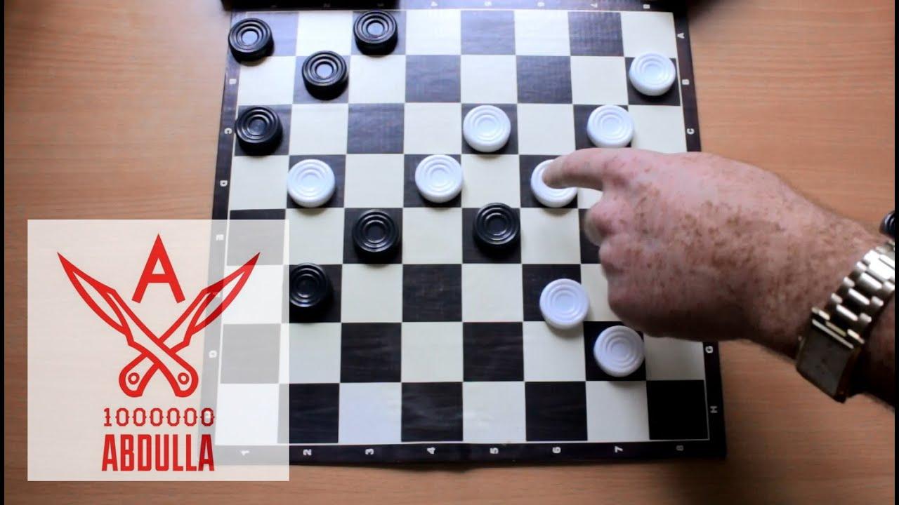 русские шашки мастер класс