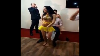 Sexy Private Party in Romania l Romanian Song with Sexy Dance