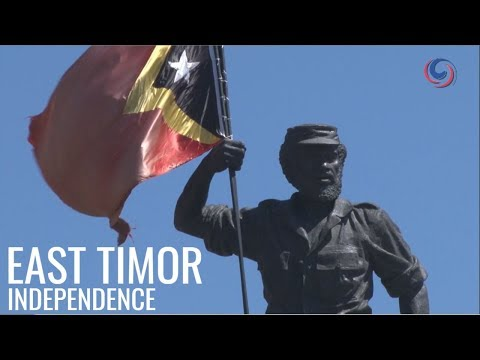East Timor - Independence and moving Forward