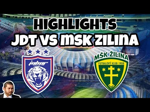 Farizal Dribble 3 Striker!! |Highlights & Goals JDT (2) VS (1) MSK Zilina | Pre Season JDT 2020