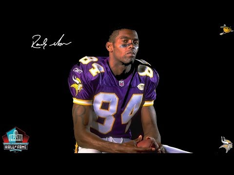 Randy Moss (The Most Gifted Receiver in NFL History) NFL Legends