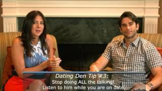 The Dating Den: 3 Mistakes That Make Men Vanish
