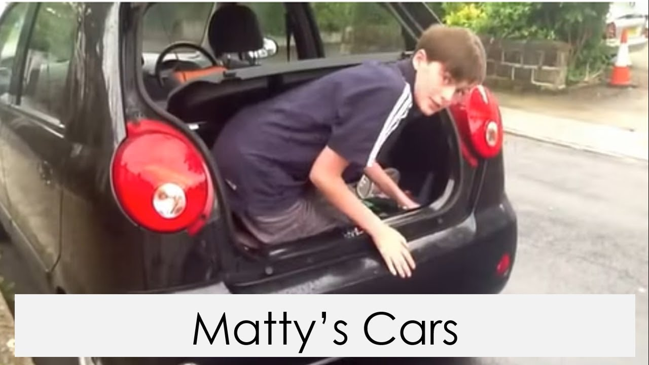 2008 Chevrolet Matiz Review Youtube