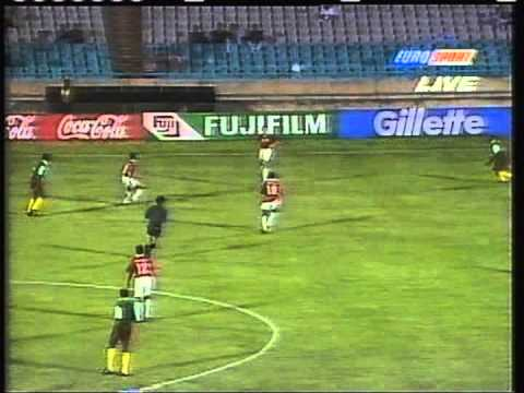 1996 January 18 Cameroon 2 Egypt 1 African Nations Cup